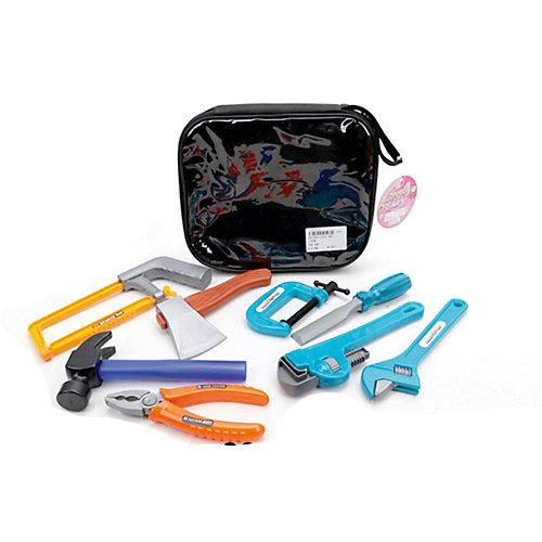 Набор инструментов Наша Игрушка в сумке, 9 предметов от Наша Игрушка