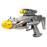 Бластер Наша Игрушка Space Defender, свет, звук
