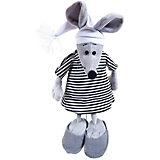 Мягкая игрушка Abtoys Мышка в тельняшке 25 см