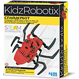 Набор для робототехники 4M KidxRobotix Спайдербот