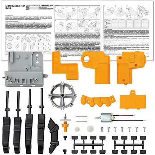 Набор для робототехники 4M KidxRobotix Моторизированная рука от 4M