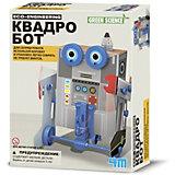 Набор для робототехники Green Science Квадробот