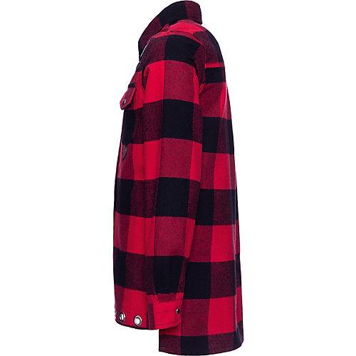 Рубашка Trybeyond - красный от Trybeyond