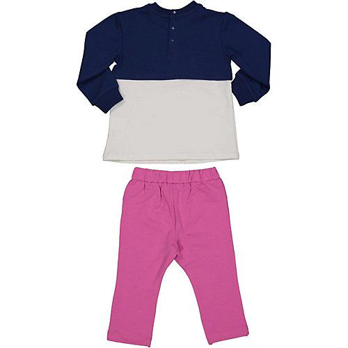 Комплект Birba: свитшот и брюки - синий от Birba