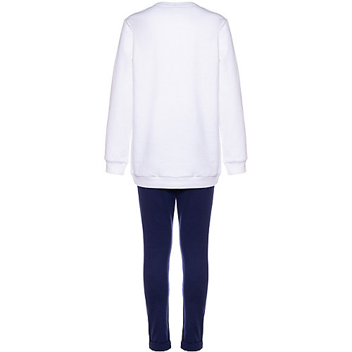 Комплект:брюки,лонгслив Trybeyond - белый от Trybeyond