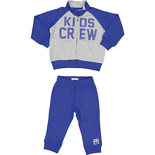 Комплект:кардиган,брюки Birba - голубой от Birba