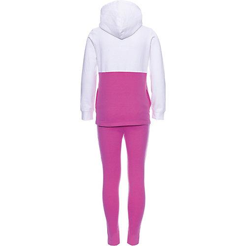 Комплект Trybeyond: толстовка и брюки - розовый от Trybeyond
