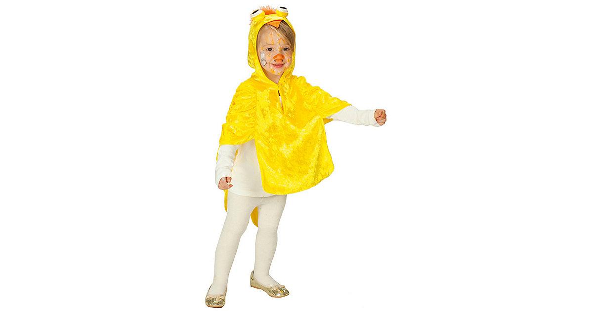 Cape Küken Gr. 92 gelb Mädchen Kleinkinder