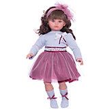 Кукла Asi Пеппа в пышной юбке 57 см, арт 284720
