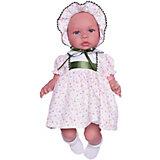 Кукла Asi Пупс Лео в летнем платье 46 см, арт 184600