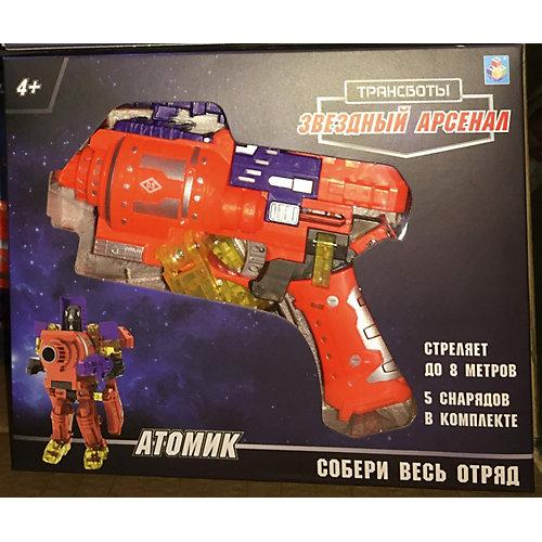 """Оружие 1Toy """"Трансботы. Звёздный арсенал"""" Атомик от 1Toy"""