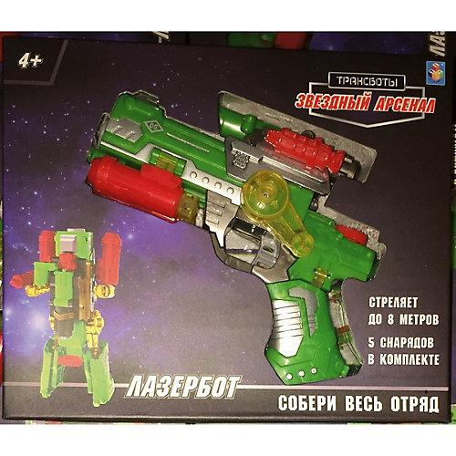 """Оружие 1Toy """"Трансботы. Звёздный арсенал"""" Лазербот от 1Toy"""