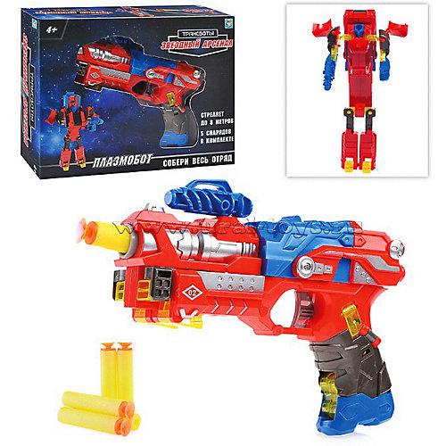 """Оружие 1Toy """"Трансботы. Звёздный арсенал"""" Плазмобот от 1Toy"""