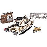 Игровой набор Chap Mei Тундровый патрульный танк