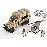 Игровой набор Chap Mei Десантный грузовик