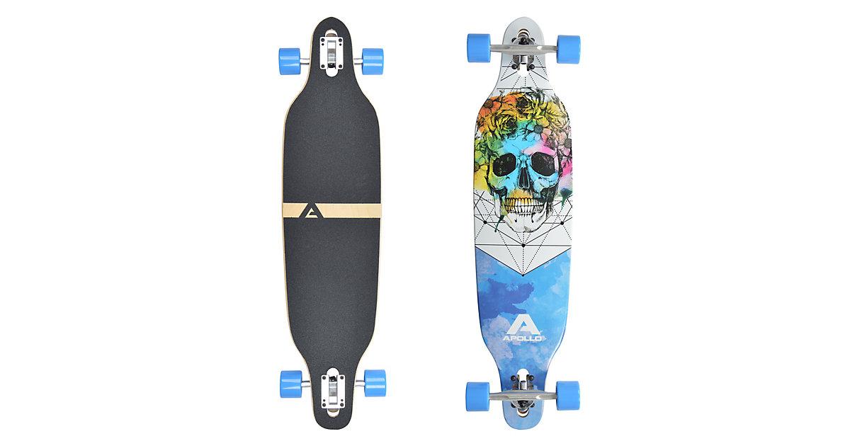 Twin Tip DT Longboard Molokai mehrfarbig