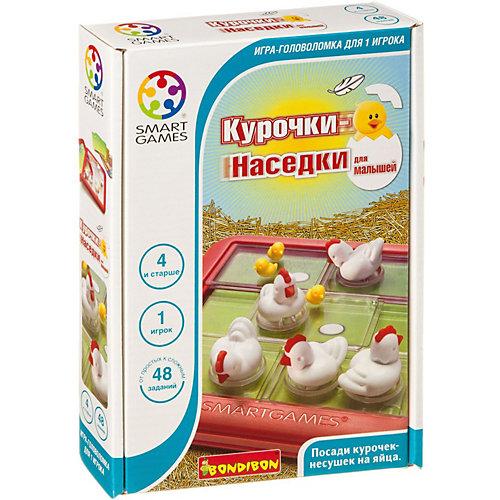 """Логическая игра Bondibon """"Курочки-Наседки"""" Smart games от Bondibon"""