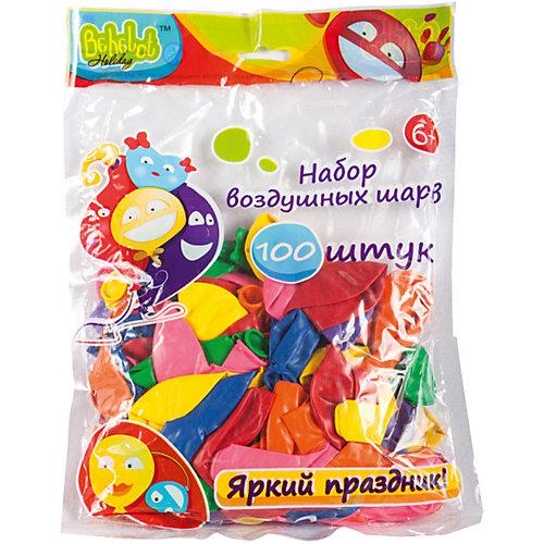 Набор воздушных шаров Bebelot Holiday 20 см, 100 шт от Bebelot