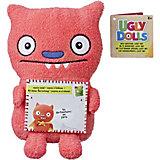 Мягкая игрушка Ugly Dolls С благодарностью Счастивчик Бэт, 11 см