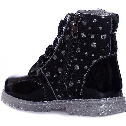 Ботинки Котофей - черный от Котофей