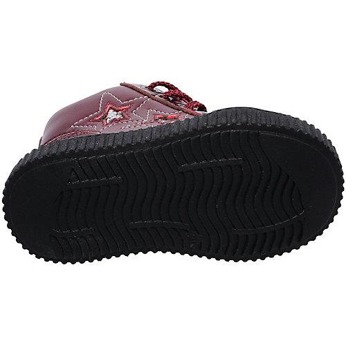 Ботинки Flamingo - бордовый