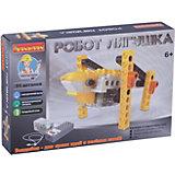 Конструктор Bondibon Робот-лягушка, 55 деталей