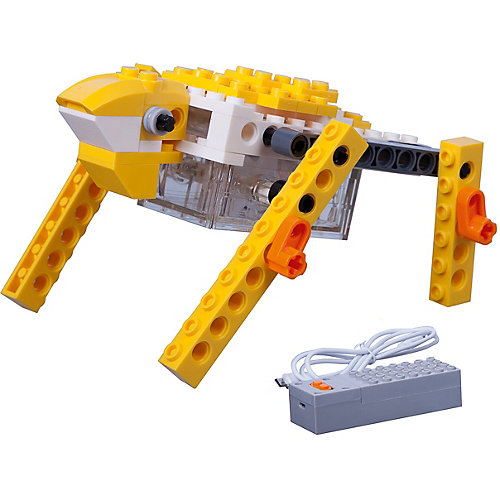 Конструктор Bondibon Робот-лягушка, 55 деталей от Bondibon
