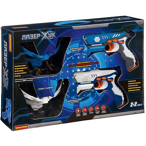 Игровой набор Bondibon Лазер-Жук, на батарейках от Bondibon