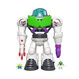"""Робот Imaginext """"История игрушек 4: Базз Лайтер"""""""