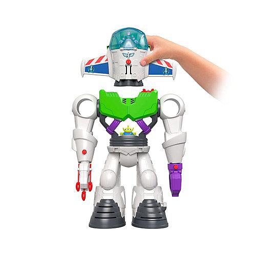 """Робот Imaginext """"История игрушек 4: Базз Лайтер"""" от Mattel"""