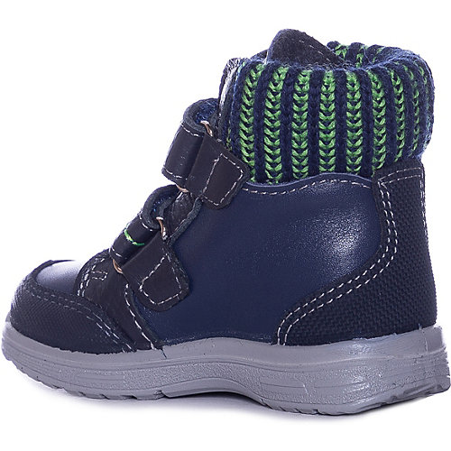 Ботинки Котофей - темно-синий от Котофей