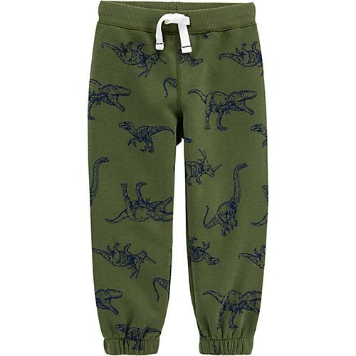 Спортивные брюки carter`s - зеленый от carter`s