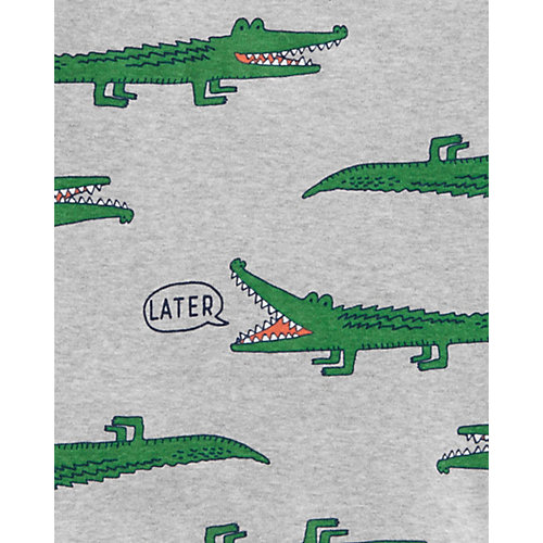 Пижама carter`s, 2 шт. - зеленый от carter`s