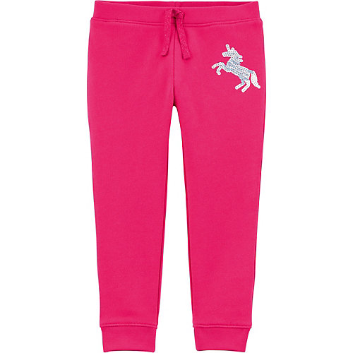 Спортивные брюки carter`s - светло-розовый от carter`s