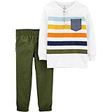 Комплект carter`s: футболка и брюки