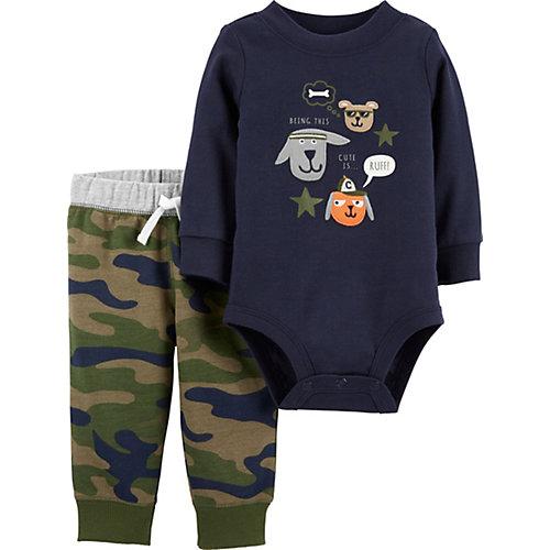 Комплект для новорожденного carter's - темно-синий от carter`s