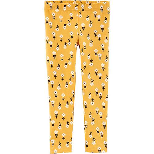 Леггинсы carter`s - желтый от carter`s
