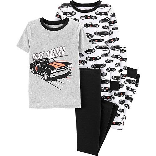 Пижама carter`s, 2 шт. - серый от carter`s