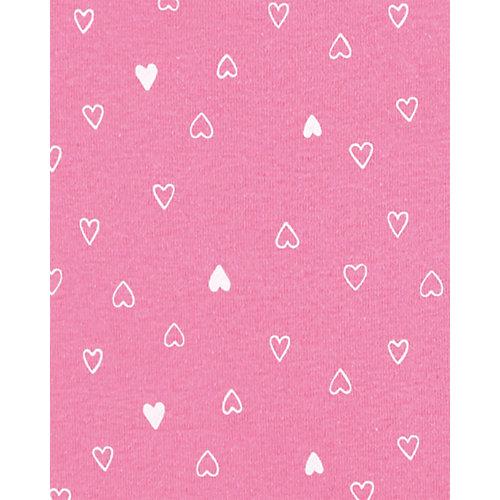 Пижама carter`s, 2 шт. - блекло-розовый от carter`s