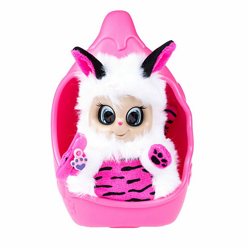 "Интерактивная игрушка Bush baby world ""Тигренок Тилли"", 20 см от Bush Baby World"