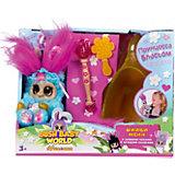 """Интерактивная игрушка Bush baby world """"Принцесса Блоссом"""", 18,5 см"""