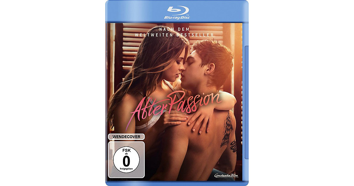 BLU-RAY After Passion Hörbuch