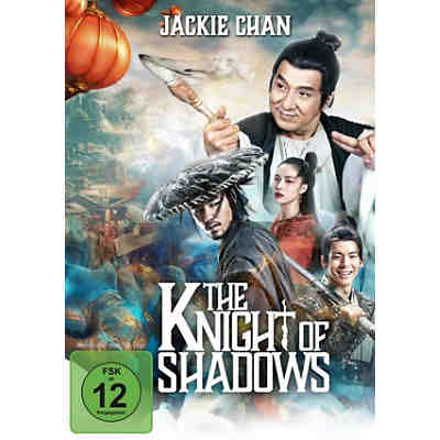 DVD The Knight of Shadows