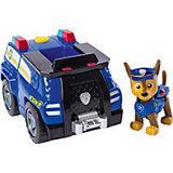 Игровой набор Spin Master Paw Patrol, Машинка с Маршалом