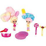 "Набор мини-кукол Spin Master Candylocks ""Сахарная милашка"" Керри и Берри, 8 см"