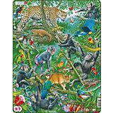 """Пазл Larsen """"Животные Африки"""", 32 детали"""