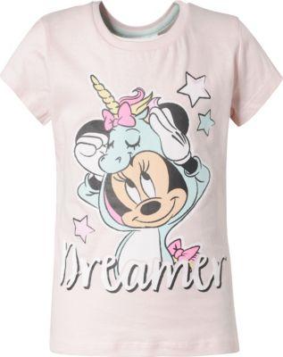 Kinder T-Shirt Mädchen Minions Prinzessin Flamingo Zebra Tiere 100/%Baumwolle