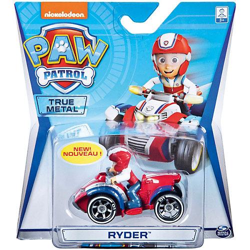 """Игровой набор Spin Master """"Щенячий патруль"""", """"Дайкаст машинка: Райдер и квадроцикл"""" от Spin Master"""