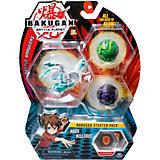 Cтартовый игровой набор Spin Master Bakugan