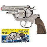 Револьвер Gonher Police 12 пистонов